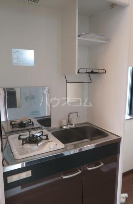 アーバンプレイス中野坂上Ⅳ A棟 207号室のキッチン