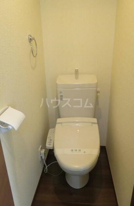 アーバンプレイス中野坂上Ⅳ A棟 207号室のトイレ
