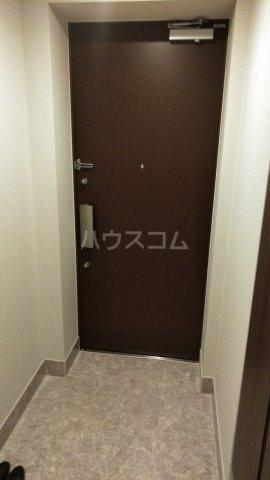 ザ・レジデンス駒込染井 101号室の玄関