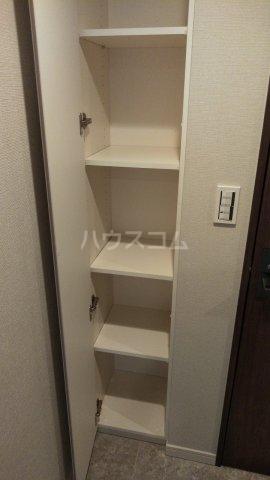 ザ・レジデンス駒込染井 101号室の収納