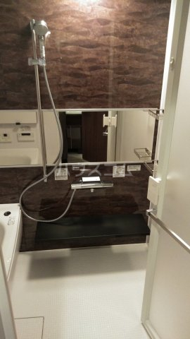 ザ・レジデンス駒込染井 206号室の風呂