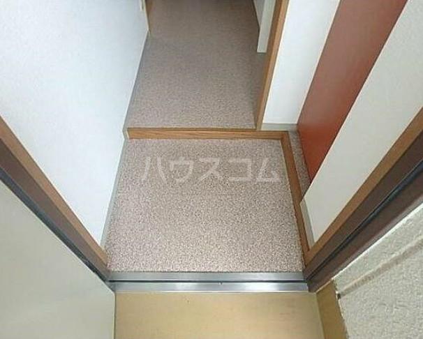 アキマンション 303号室のバルコニー