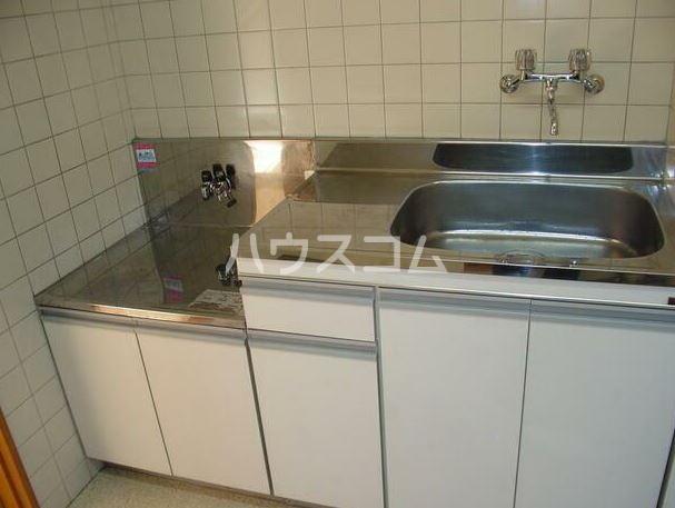 B-BOX 2C号室のキッチン