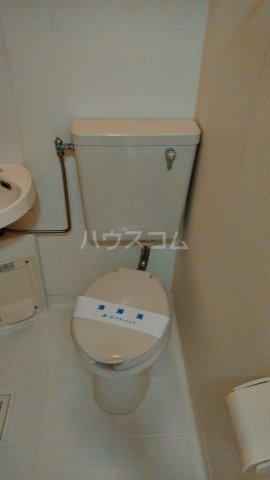 コーポみかど 301号室のトイレ