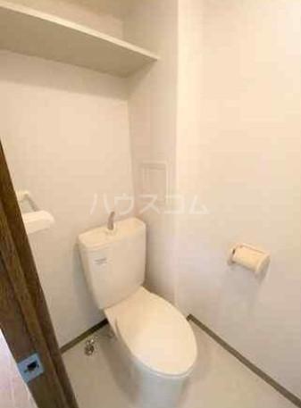 ディアホームズ鷺宮 303号室のトイレ