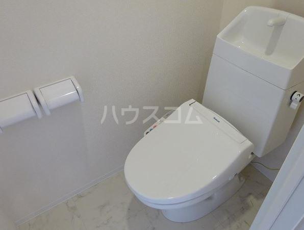 ラ・ルミエール 102号室のトイレ