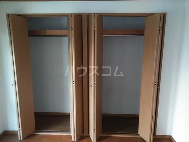 コーポアルセ 101号室の収納