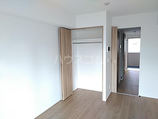 ラ・ファヴォール 203号室の収納
