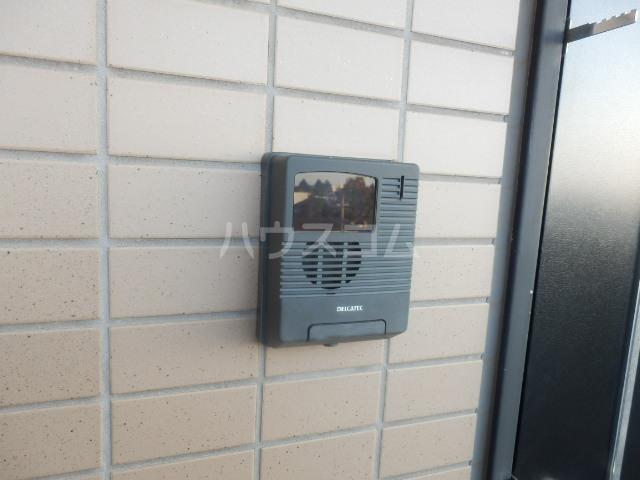 大島マンション1 203号室のセキュリティ