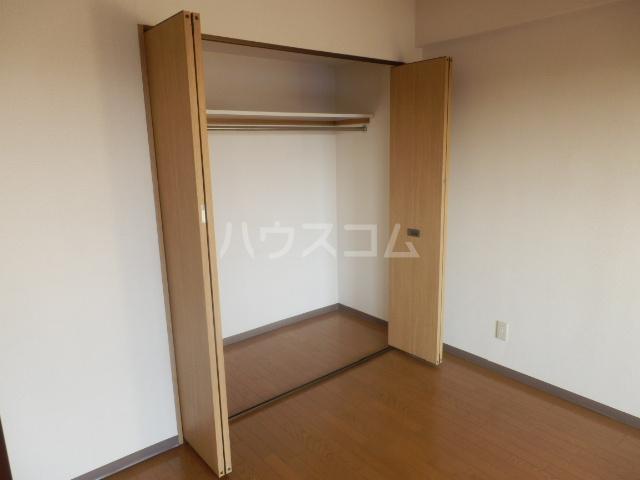 大島マンション1 203号室の収納