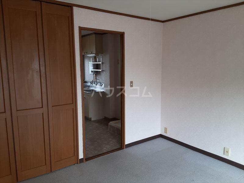 陽南コーポ2 107号室のベッドルーム