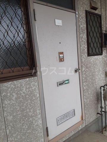 陽南コーポ2 107号室の玄関