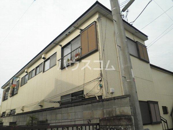 石井ハイツA 101号室の景色