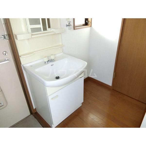 メゾンロイヤルいまいずみ 201号室の洗面所