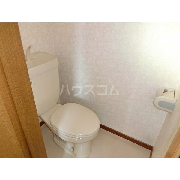 メゾンロイヤルいまいずみ 201号室のトイレ