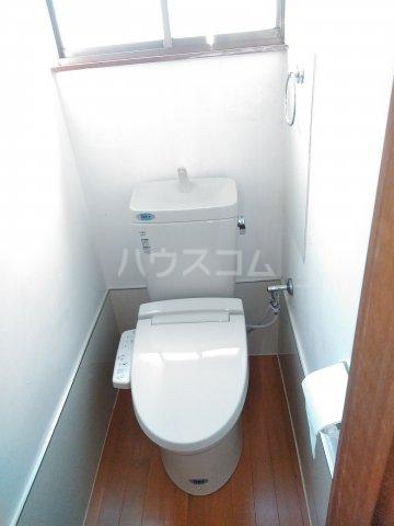 第2コーポ森口 101号室のトイレ