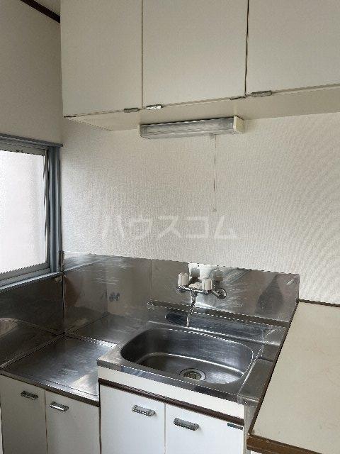 リバイスワン 13号室のキッチン
