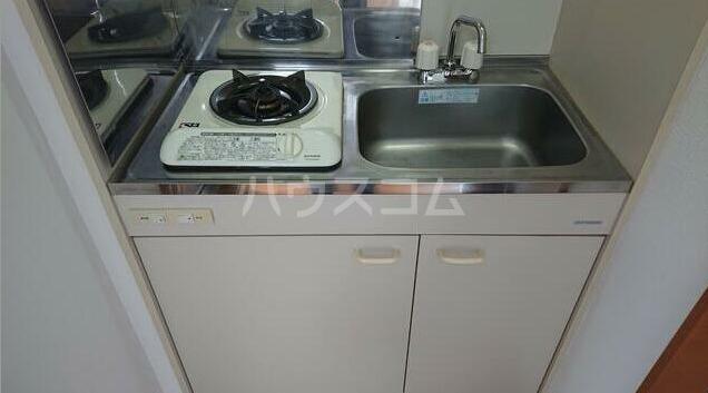 シエスタデイジー 202号室のキッチン