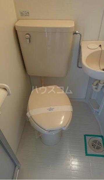 シエスタデイジー 202号室のトイレ