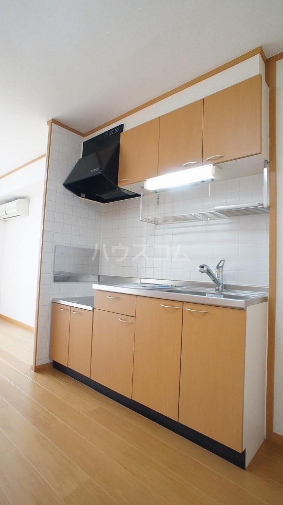 カレント 02020号室のキッチン