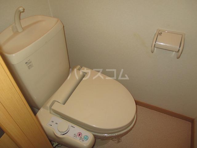 カレント 02020号室のトイレ