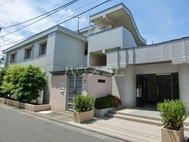 第2上井草パールマンションの外観