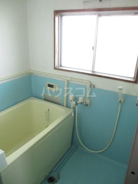 柏倉ハイツ 201号室の風呂