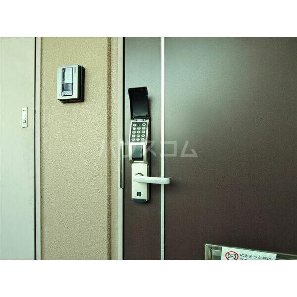 メゾンドクレール 305号室のセキュリティ