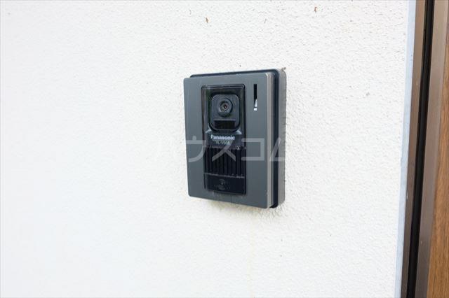 サンハイツ西川田 102号室のセキュリティ