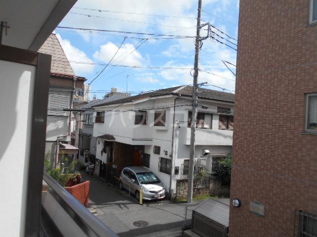 ブライト・ルシヨン 202号室の景色
