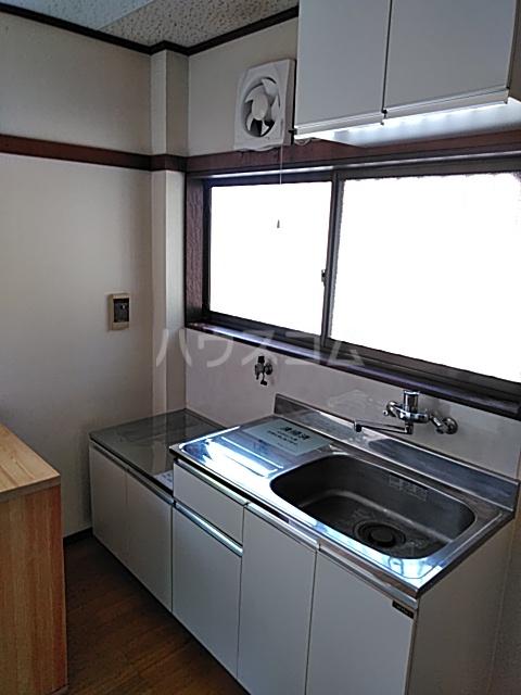 前橋コーポ 101号室のキッチン