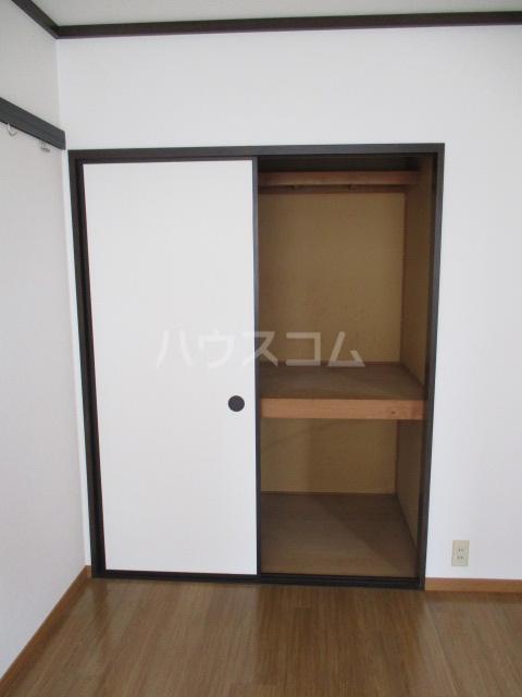 ラプラス平松C 101号室の収納