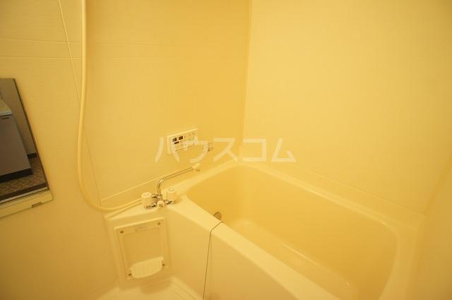 シャルマンA 02010号室の風呂