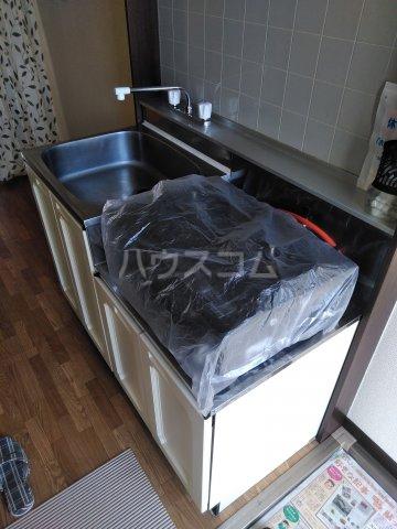 サンライフタシロ 103号室のキッチン