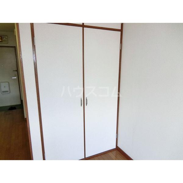 コーポグランデ 202号室のバルコニー
