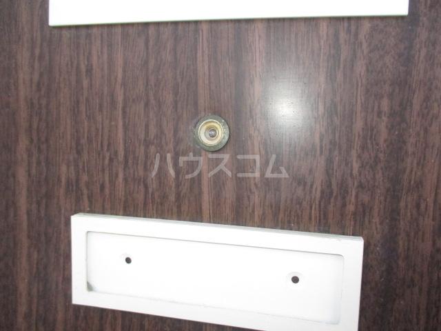 伊奈美コーポ 103号室のセキュリティ