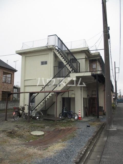 問屋町マンション 4号室の外観