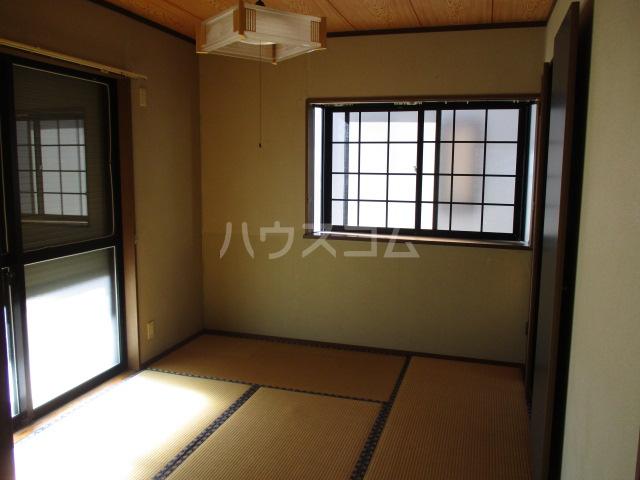 メゾンドベルⅠ 102号室の居室
