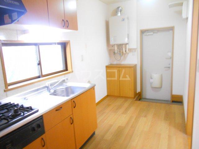 ラポゼ西久保 103号室のキッチン