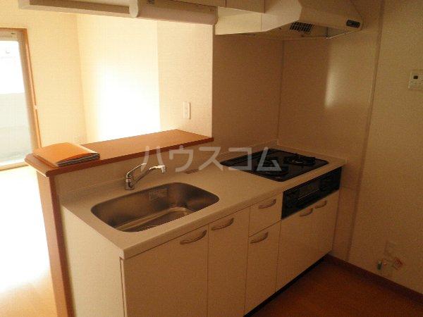 サニーサイド東宝木Ⅰ 103号室のキッチン