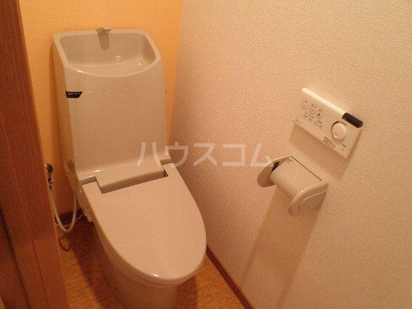 サニーサイド東宝木Ⅰ 103号室のトイレ