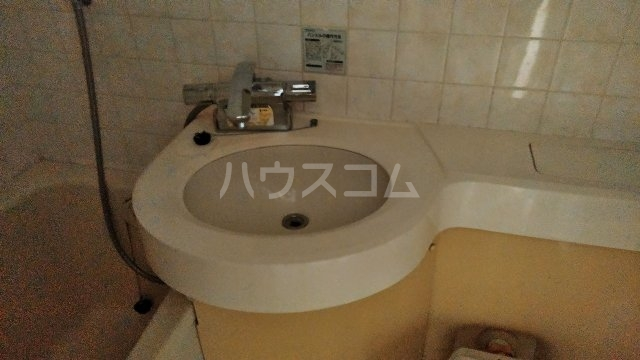 メゾンドール西荻窪 201号室の洗面所