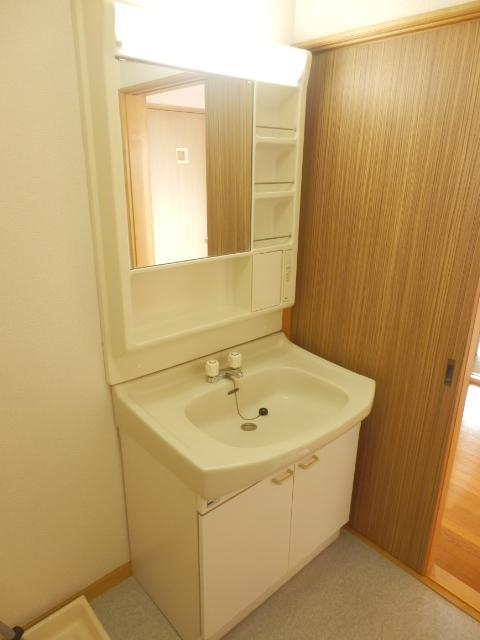 サングリートハイツ 805号室の洗面所