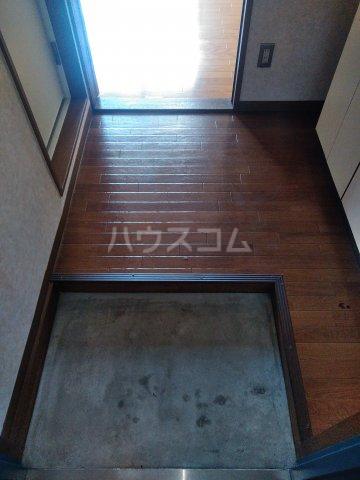 グランドォール宇都宮 218号室の玄関
