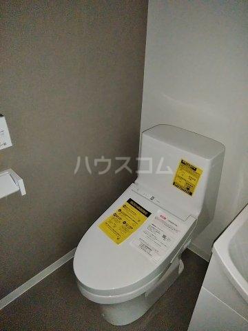 フェリーチェ阿佐ヶ谷K 306号室のトイレ