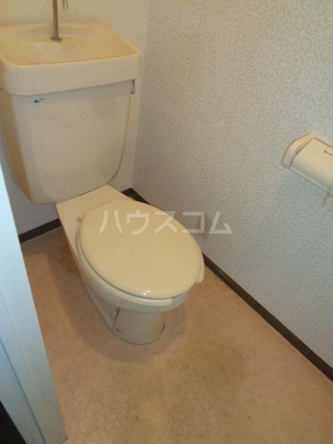 エクセル本郷 101号室のトイレ
