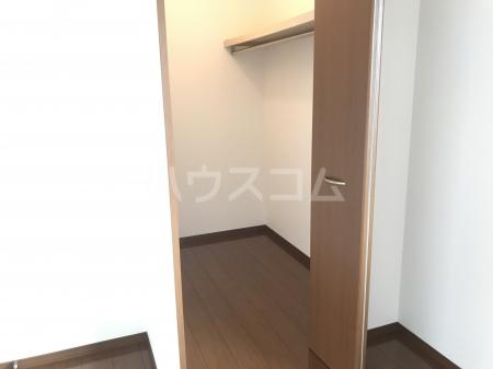 グランベルク A(栃木市) 202号室の収納