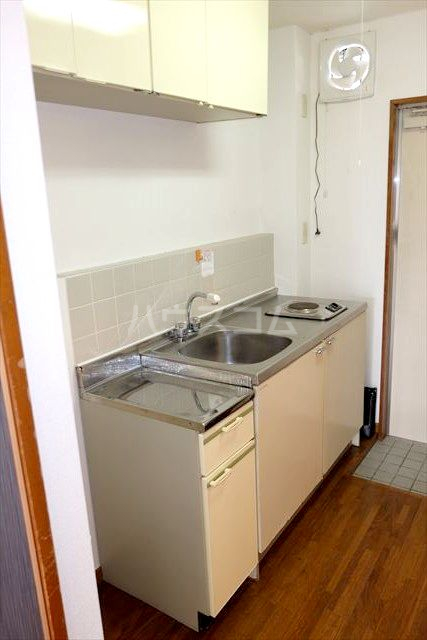 イースト・ヴァレーハウス 201号室のキッチン