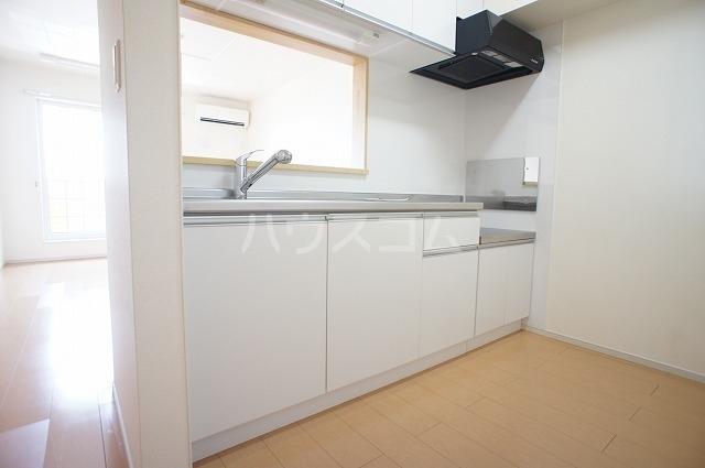 アスカ F 02020号室のキッチン