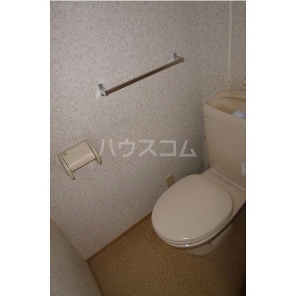 プラド光城B 202号室のトイレ
